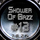 SHOWER OF BAZZ #13 (7-8_2.15)
