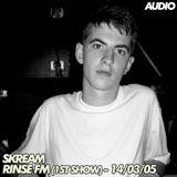 Skream – Rinse FM [First Show] – 14/03/2005
