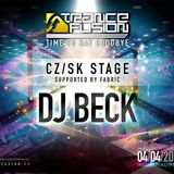 DJ BECK - TRANCEFUSION - TIME TO SAY GOODBYE CZ-SK STAGE (04.04.2015)