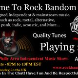 02-15-15 - Just Jay (Jay Regan) Philly Area Independent Music Scene Radio Show on Rock Bandom Radio