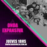 ONDA EXPANSIVA - PROGRAMA 018 - 04-08-16 - JUEVES DE 18 A 20 HS POR WWW.RADIOOREJA.COM.AR