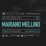 Mariano Mellino (Entrevista) @ Auditen Radio