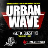 Lowriderz - Urban Wave Podcast 007 (Guest mix by HECTIX)