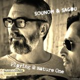 SOUNOM & Sagou - Nature One (Live from the HeavensGate floor - Raketenbasis Pydna, Germany)