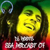 Scientific Sound Radio Podcast 07, DJ Roots first show.