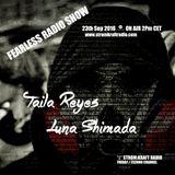 STROM:KRAFT Fearless Radio Show #26 By Luna S