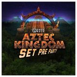 "SET PARA PRE PARTY ""AZTEK KINGDOM"""