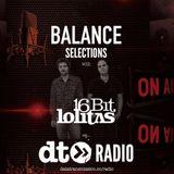 16 Bit Lolitas - Balance Selections