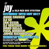 Jamie Richardson JOY @ The Old Red Bus Station Leeds 25/11/17