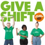 Give a Shift with Oxfam Canterbury