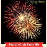 Fourth of July Party Mix