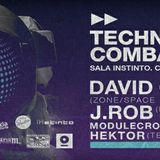 Modulecrown - Techno Combat 24/3/17