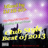 Club Style Best of 2013