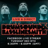 Drumsound & Bassline Smith - Live & Direct #15  (06-12-16)