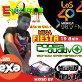AÑO 19 VOL 5 MEGAFIESTA DE ANIVERSARIO PODER AUDITIVO BY EL UNICO MÉMIN DJ