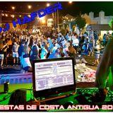 DJ HafDer live @ Fiesta de Costa Antigua 2016