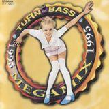 VA - Turn Up The Bass Megamix (1995)