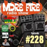 More Fire Radio Show #228 Week of August 2nd 2019 with Crossfire from Unity Sound