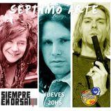 """En la Radio:  Mi Columna de Cine . Especial """"Cine & Rock"""""""