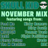 SKULL KID - NOVEMBER MIX