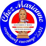 Chez Marianne ! 100% de chansons françaises, sélectionnées et mixées par Olivier Gosseries