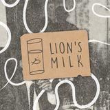Lion's Milk #12 w/ Intergalactic Library
