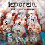 Milos - 5 Years Of Leporelo. Mix