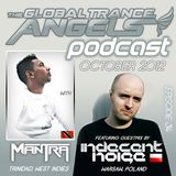 The Global Trance Angels Podcast EP 34 with Dj Mantra Ft Indecent Noise Guestmix [Poland]