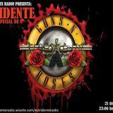 Disidente - Programa 56 (Guns N' Roses 21-04-2019)