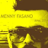 Menny Fasano Beatport April '014 Chart