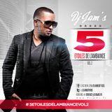 Dj JAM'S - 5 étoiles de L'ambiance #2 #HipHop #Rnb #Bangerz #Club