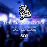 SCE Mix Sessions - The DJ Take Over - Monday Night Las Vegas  - Jeff Scott Gould - 2015