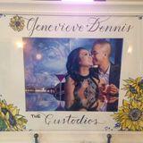 Genevieve & Dennis Custodios Cocktail Hour Wedding 6/30/17