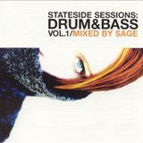 "SAGE Official Mix CD 2001 - ""Stateside Sessions Vol.1"" Topaz Records"