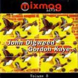 John Digweed & Gordon Kaye mixmag live vol 8
