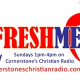 The Refreshment Show - Sunday 26th March 2017
