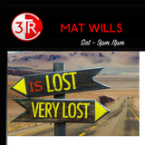 Mat Wills Is Lost Smoking