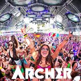 Electro & house edm trance club MIX 2015 by DJ Archer #06