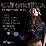 Adrenalize Vol. II - Featuring Martin Garrix, Tiësto, Calvin Harris, Dzeko & Torres and more.