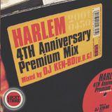 HARLEM 4TH Anniversary Premium Mix Mixed By DJ KEN-BO(U.B.G) since2001