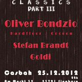 Classic Live Mix @ Fight Club 25.12.2012 - Cashbah Germany