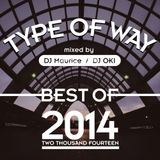 Type Of Way Vol.4 ~Best of 2014~