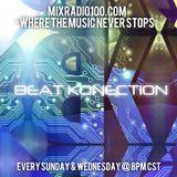 MixRadio100.com [Beat Konection] (Ep. 54 December 2018)