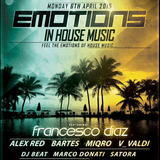 Marco Donati @ Emotions In House Music (Live on the Power-Basse) 06.04.2015r.