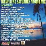 TRAVELLERS SATURDAY PROMO MIX-JAPANESE EDITION-