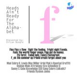 Oilcan Boyd - Heads Ain't Ready for the Alphabet - Side f2