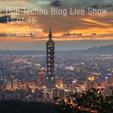 Dub Techno Blog Live Show 050 - Mixlr - 12.07.15