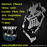 Distant Planet Show #2 Koollondon.com - Hughesee - 04-07-19 - Belgian-US-Euro Rave / Techno