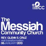 Rev. Glenn Cruz - Real Transformation [01/06/2012]