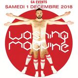 1 Dec 2018 Washing Machine (Lyon,France)